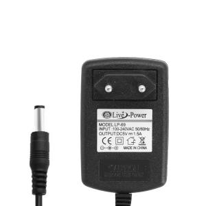 Блок питания 5V 1.5A 5.5x2.5 мм (адаптер, зарядное устройство) арт.78546