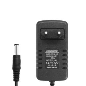 Блок питания 12V 2A 5.5x2.1 мм (зарядное устройство) арт.71168
