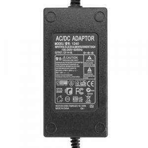 Блок питания 12V 4A 5.5x2.5 мм (адаптер, ac adapter) арт.72420