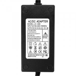 Блок питания 12V 6A 5.5x2.5 мм (адаптер 12 вольт 6 ампер) арт.49865