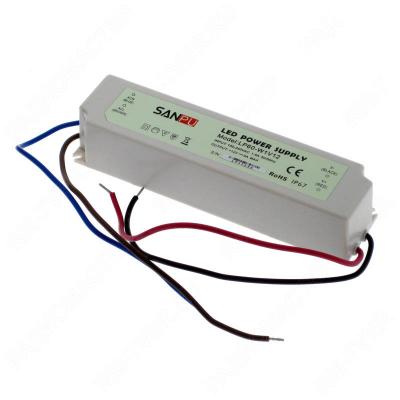 Блок питания 12V 5A 60W IP67 LP60-W1V12 герметичный