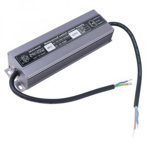 Блок питания 12V 12A 120W IP67 Slim  арт.40402