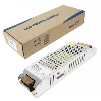 Блок питания 12V 16.6A 200W IP20 Ultra Slim CL200-W1V12