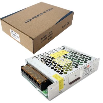 Блок питания 12V 8.3A 100W IP20 Premium CPS100-W1V12