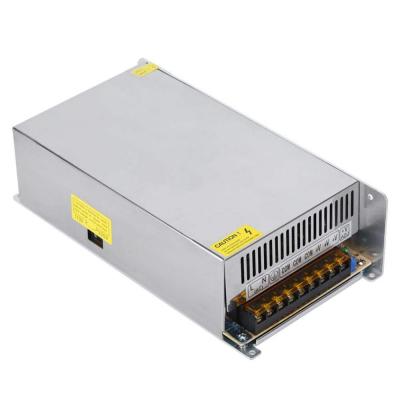 Блок питания 24V 20A 480W IP20
