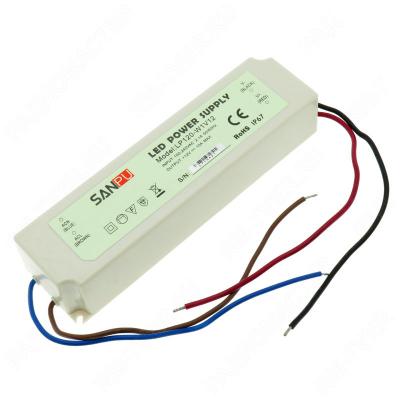 Блок питания 12V 10A 120W IP67 LP120-W1V12 герметичный