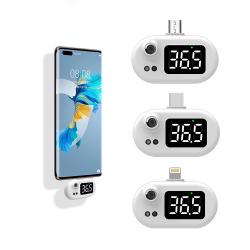 Термометр электронный медицинский USB K8 (iPhone, Type-C, Micro USB)